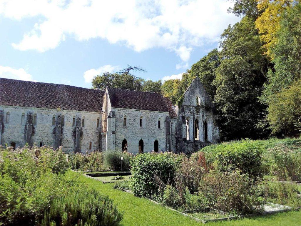 © Abbaye ND de Fontaine Guérard