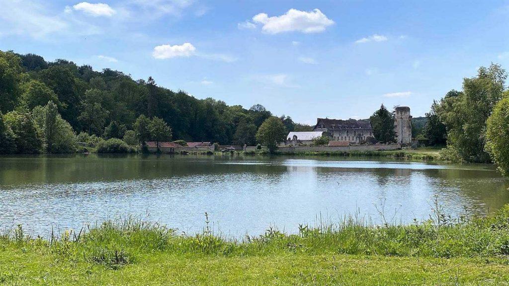 Abbaye de Mortemer, Lisors ©ML Vittori Lyons Andelle Tourisme