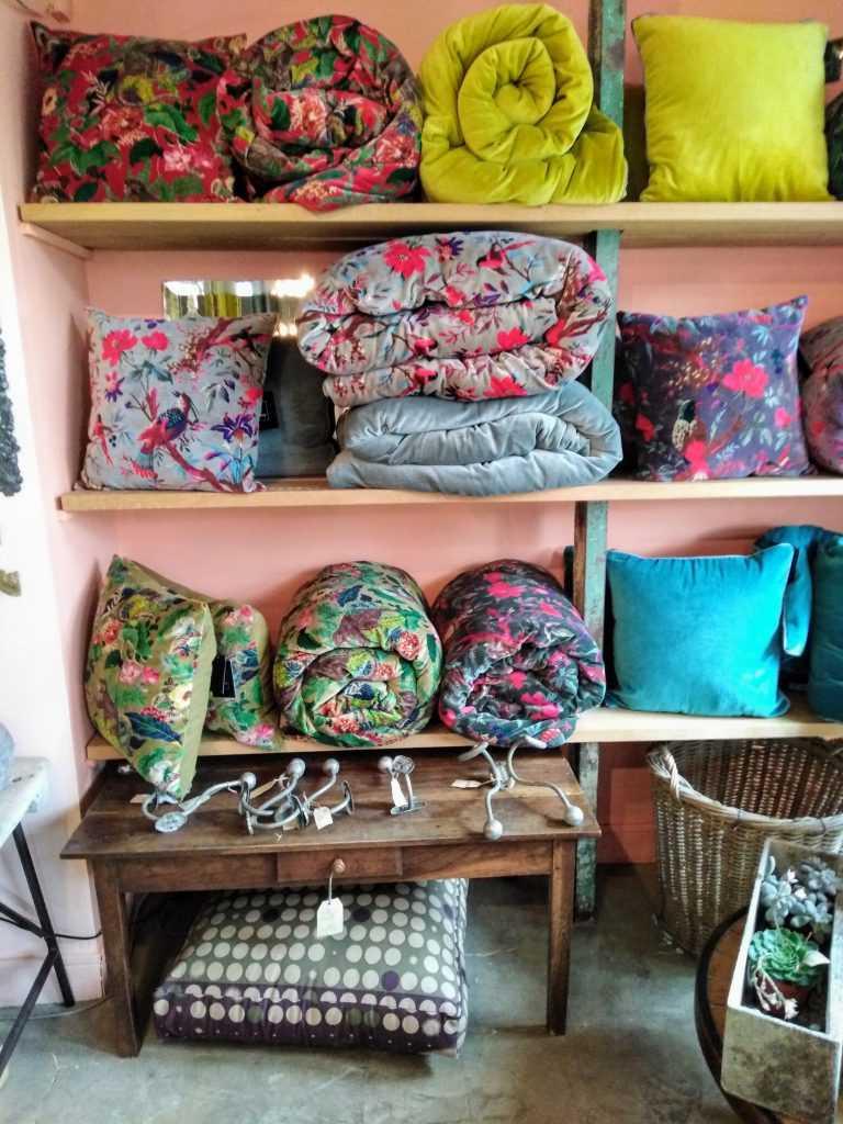 Boutique-brocante L'Empreinte Décoration, Lyons-la-Forêt