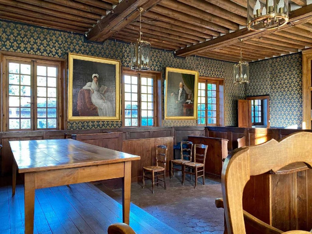 Salle de bailliage de l'hôtel de ville, Lyons-la-Forêt