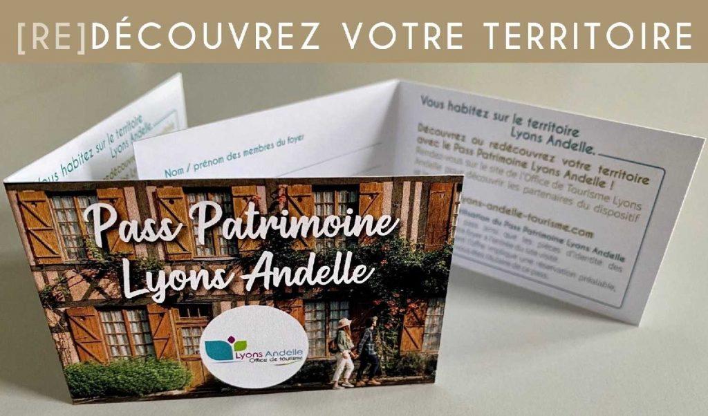 Visuel Pass Patrimoine Lyons Andelle