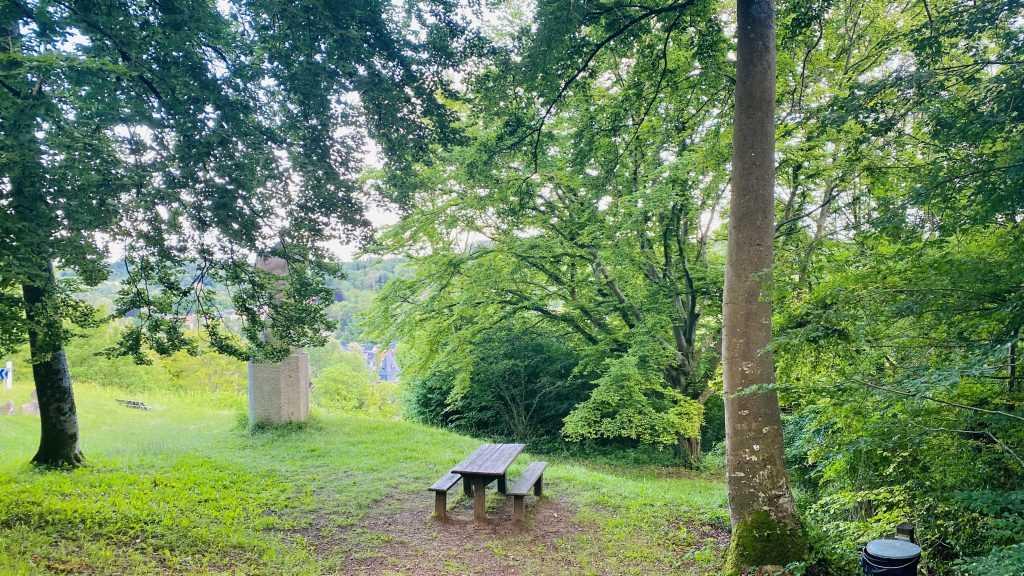 Aire de pique-nique à Lyons-la-Forêt
