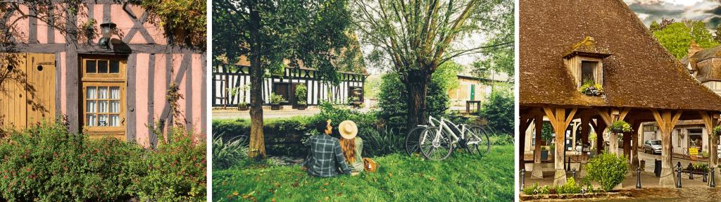 Parenthèse romantique à Lyons-la-Forêt